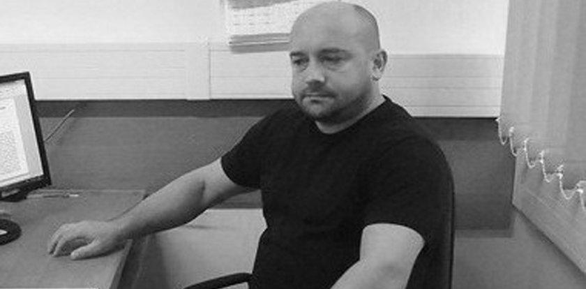Policjant Marek Kokot nie żyje. Osierocił trzy córki