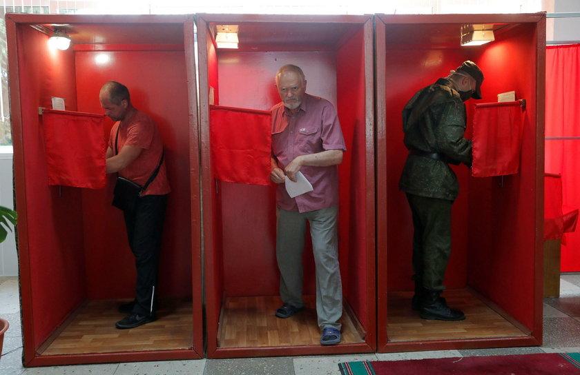 wybory na Białotusi
