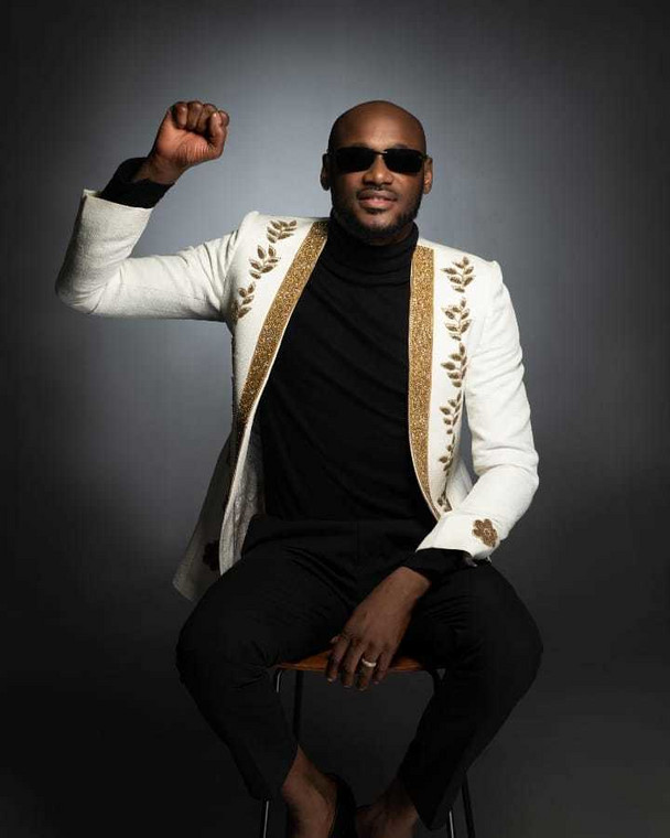 2Face Idibia [Instagram/Official2Baba]