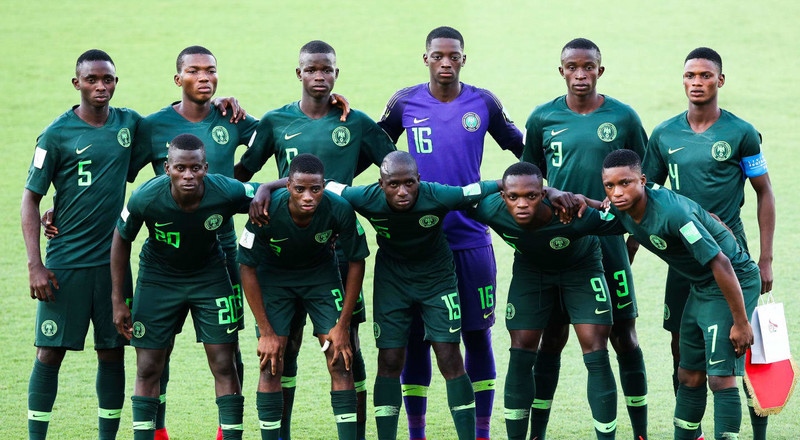 Golden Eaglets of Nigeria top Hungary 4-2 in Group B opener of 2019 FIFA U17 World Cup