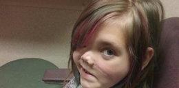 10-latka ponownie się uśmiecha po strasznym wypadku. Nikt nie dawał jej na to szans