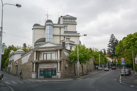 Kuća u kojoj živi Ceca Ražnatović
