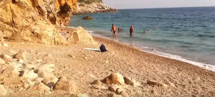 Pasjača, plaža, Hrvatska
