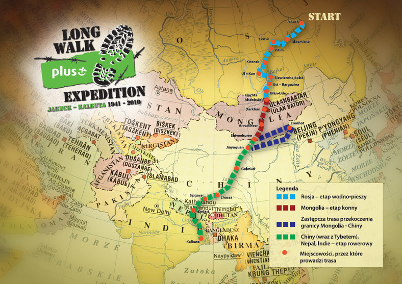 Long Walk Plus Expedition