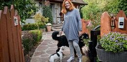 Katarzyna Dowbor: Na urodziny kupiłam sobie piłę łańcuchową