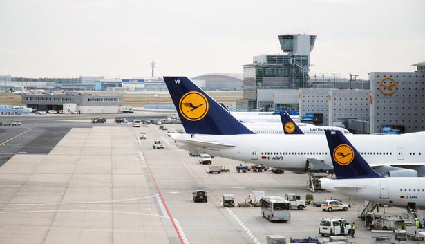 W kwietniu strajki pilotów Lufthansy doprowadziły do odwołaniu blisko 3800 lotów.