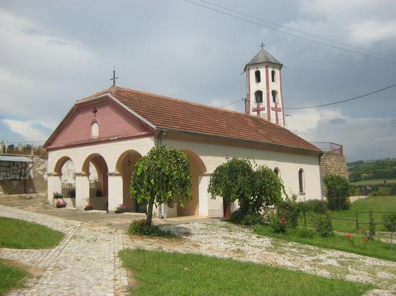 Crkva u Klinovcu