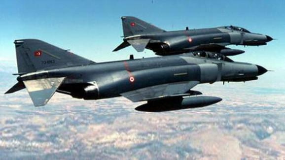 Turska avijacija sve češće ulazi u sporni vazdušni prostor