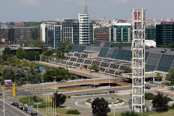 Jedan od simbola Novog Beograda