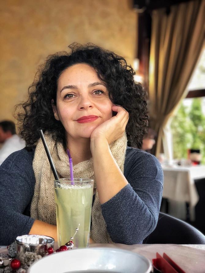 Sandra Pecić, autorka bloga
