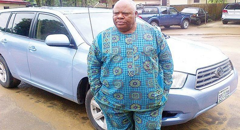 Retired Colonel Bassey Jackson-Umoh is in one big trouble