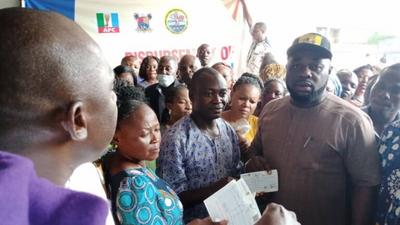 #EndSARS Relief Fund: Lagos council disburses N10m to 103 victims
