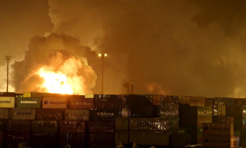 Brazylia. Potężna eksplozja w fabryce z chemikaliami