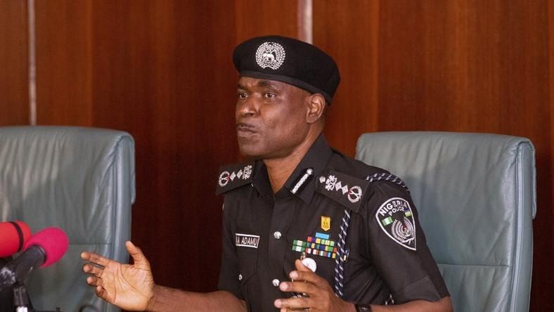 Inspector-General of Police, Mohammed Adamu [Presidency]