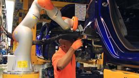 Roboty nowej generacji w fabryce Forda