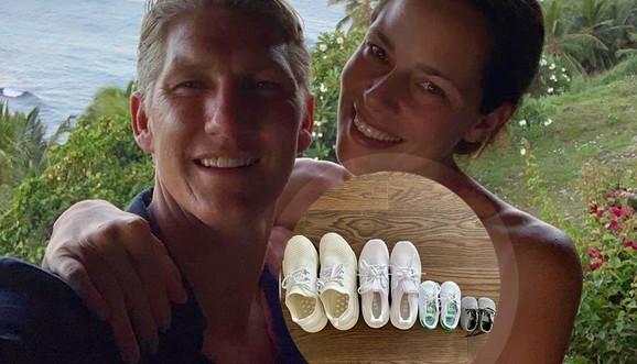 Ana Ivanović i Bastijan, čekaju drugu bebu