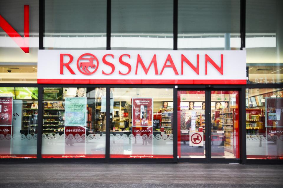 9. Rossmann - przychody: 7,07 mld zł