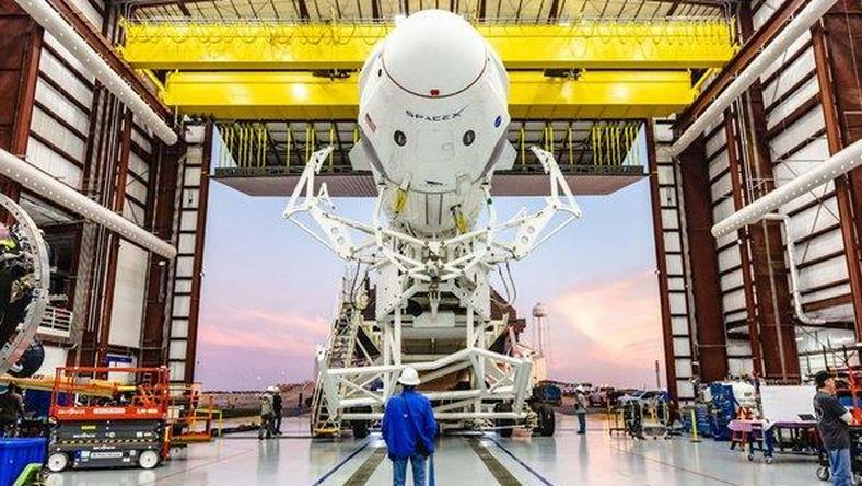 Spacex to launch crew dragon for nasa. Here's how to follow the mission