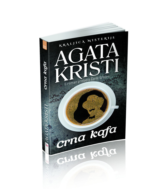 """Crna kafa"", Agata Kristi"
