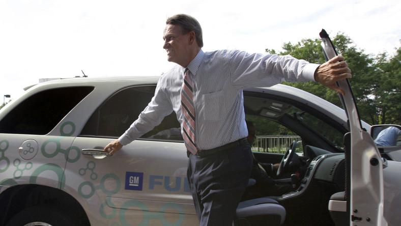 Szef General Motors podał się do dymisji