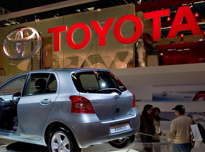 Wielka wpadka Toyoty. Miliony aut z wadą!