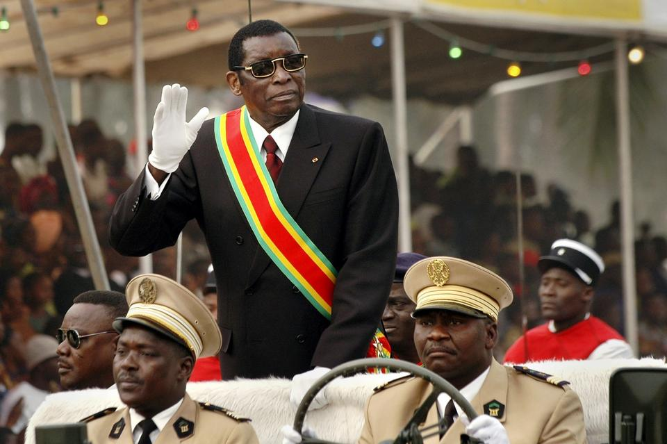 Gnassingbé Eyadéma