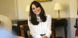Księżna Kate w pracy. Co będzie robiła?