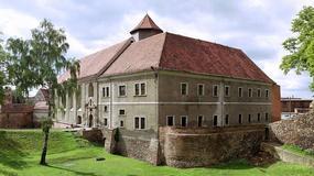 Zamek w Kożuchowie odzyskuje dawny blask