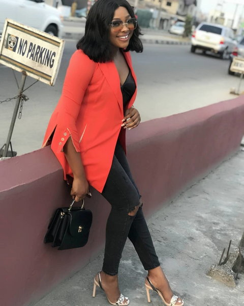 Mary Lazarus is one of the most popular names in Nollywood. The Abia state born actress rose to stardom in 2009 when she starred in the movie 'Waiting Years.' [Instagram/MaryLazarus]