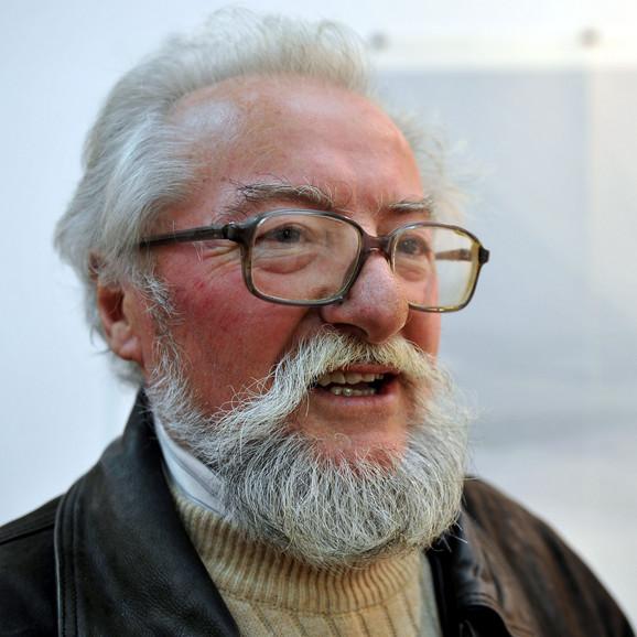 Akademski umetnik Dragan Dimić osvojio prvu nagradu Salona