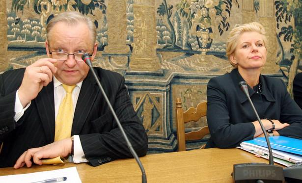 Szef sejmowej Komisji Zdrowia Bolesław Piecha.