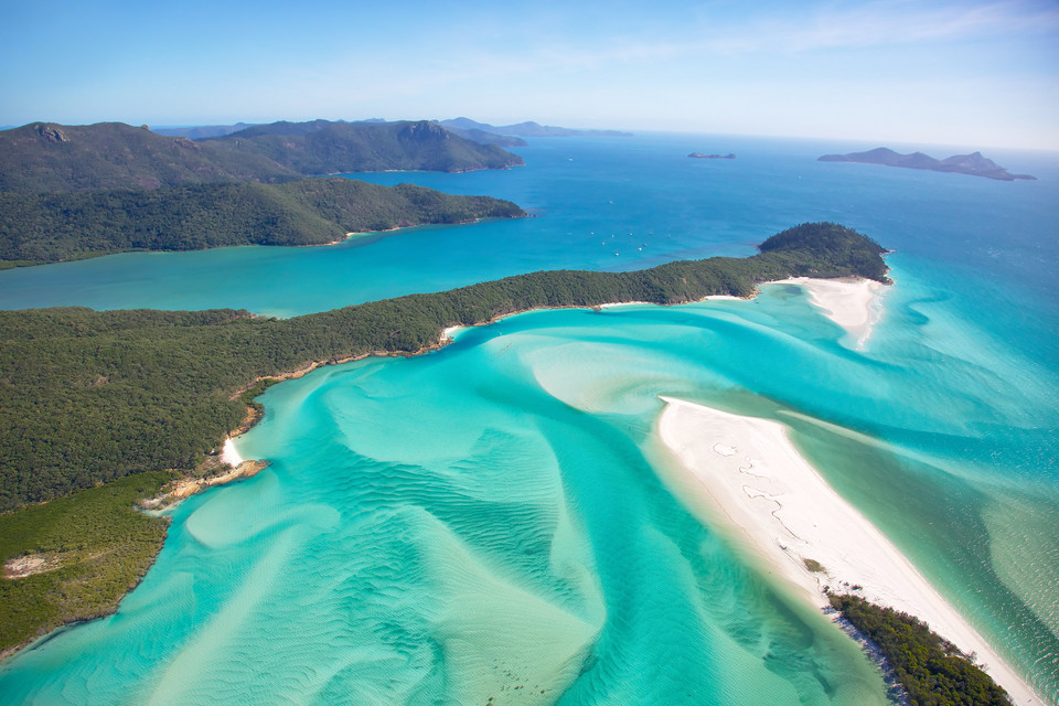 Wyspy Whitsunday