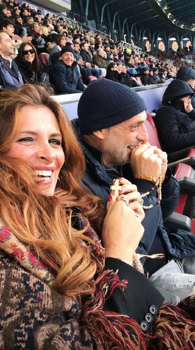 Arijana i  Paolo Brosio