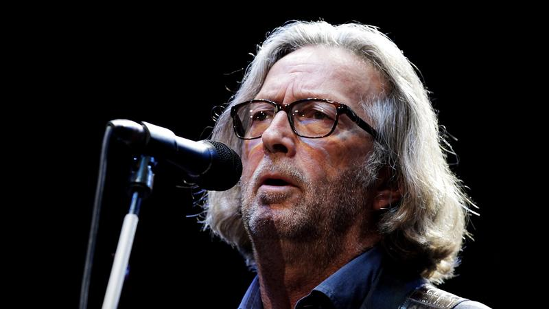 Eric Clapton (fot. Getty Images)