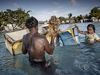 Life-threatening Sea Level Rise in Kiribati