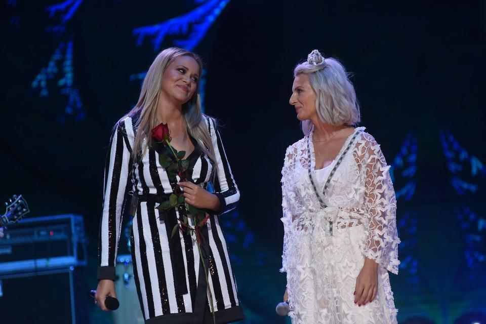 Dominika Gawęda na Top of the Top Sopot Festival 2018