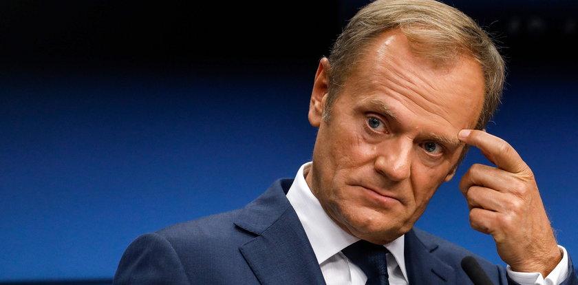 """Zachodnie media o Tusku: """"Chce wrócić do Polski"""""""