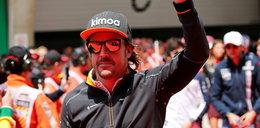 Fernando Alonso w szpitalu. Został potrącony przez samochód
