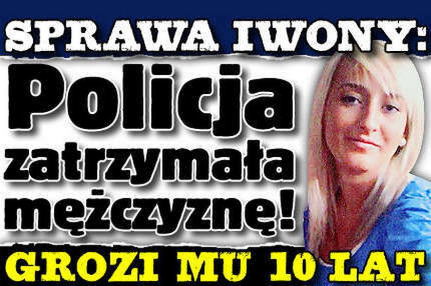 Sprawa Iwony: Policja złapała oszusta!