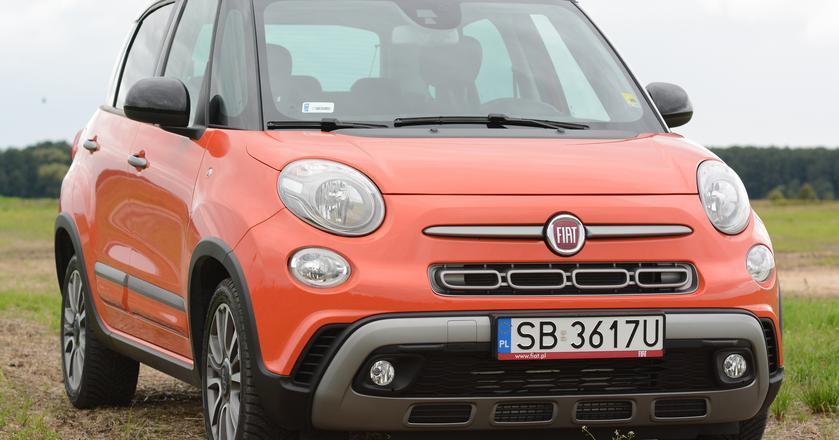 Fiat 500L Cross kosztuje 67 tys. zł