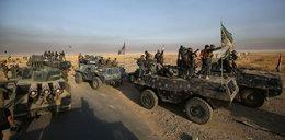 Siły rządowe przejmują kontrolę nad prowincją Kirkuk