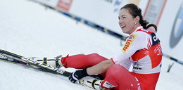 Justyna Kowalczyk: Nie czuję nóg