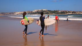 Surfing w Europie? Wybierz Kantabrię!