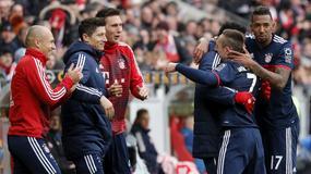 Pewne zwycięstwo Bayernu Monachium, Robert Lewandowski wszedł z ławki