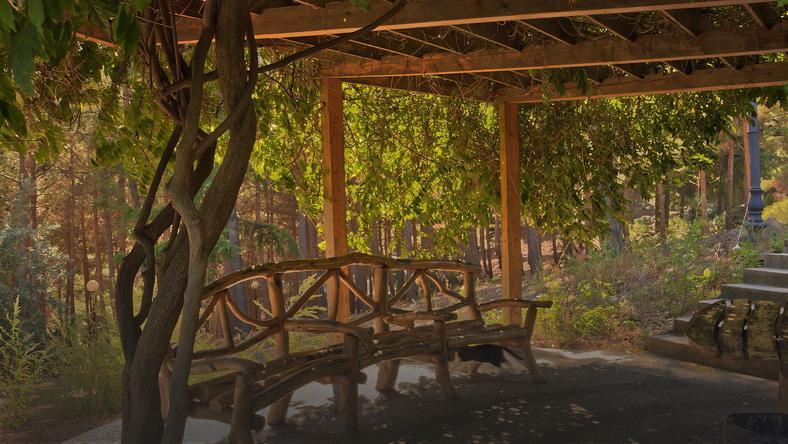 Diy Drewniana Altana Ogrodowa Dom