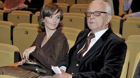 Kamila Łapicka wspomina zmarłego męża