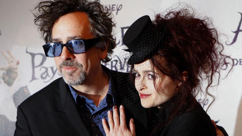 Helena Bonham Carter i Tim Burton