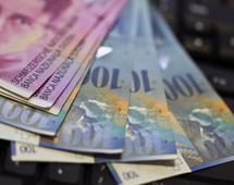 W przededniu czarnego czwartku frank był notowany na poziomie 3,54 zł.