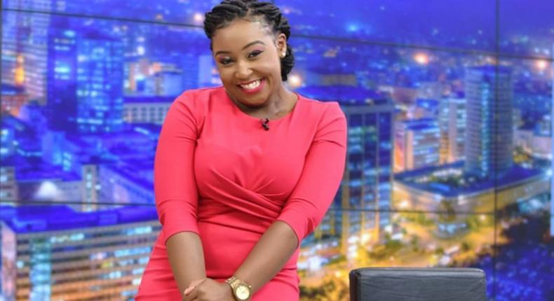 Betty Kyallo's emotional letter to health workers in the front-line of fighting COVID-19