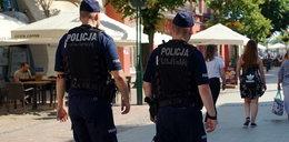 W Sopocie są dodatkowe patrole policji!